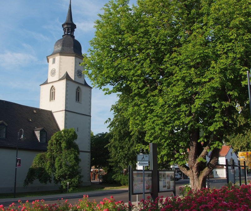 Ich erkunde Thüringen