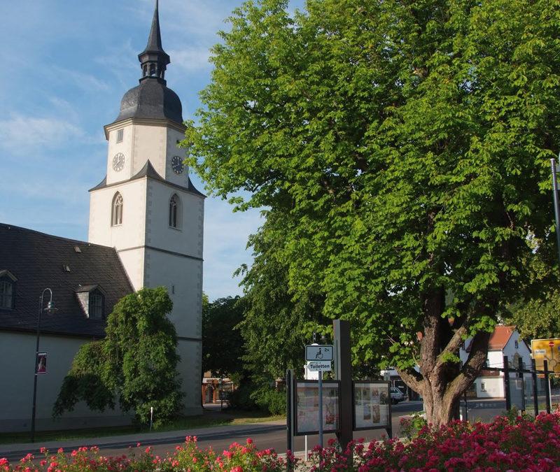 I explore Thuringia