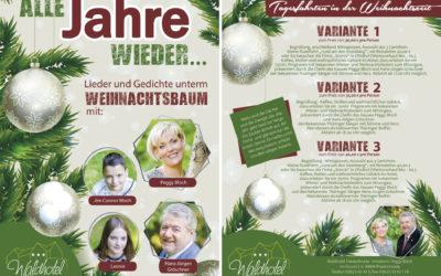 Christmas programme 2021