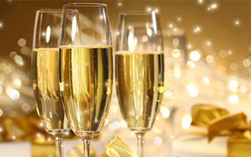 New Year's Eve on the Rennsteig